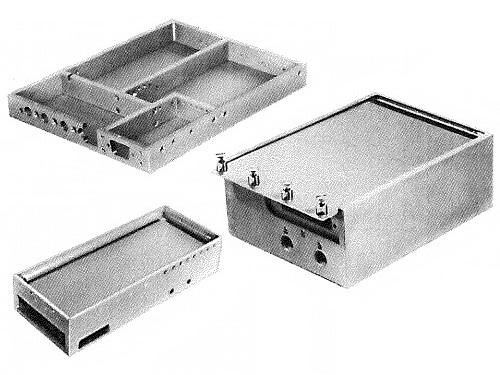 Magnetic Shielding Enclosures