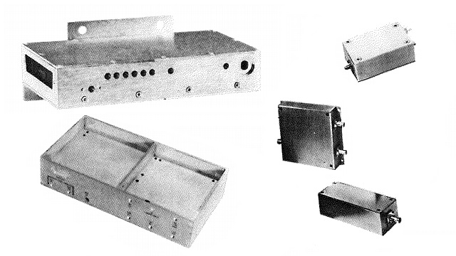 RF Shielding Components