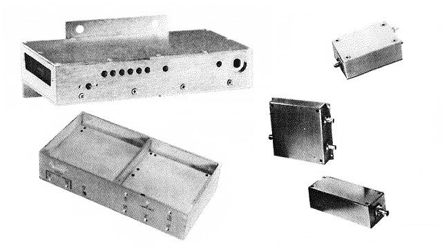 RF Shielding Components