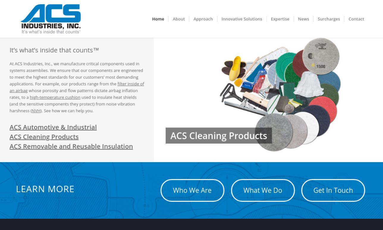 ACS Industries, Inc.
