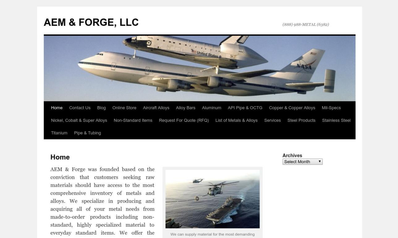 AEM & Forge