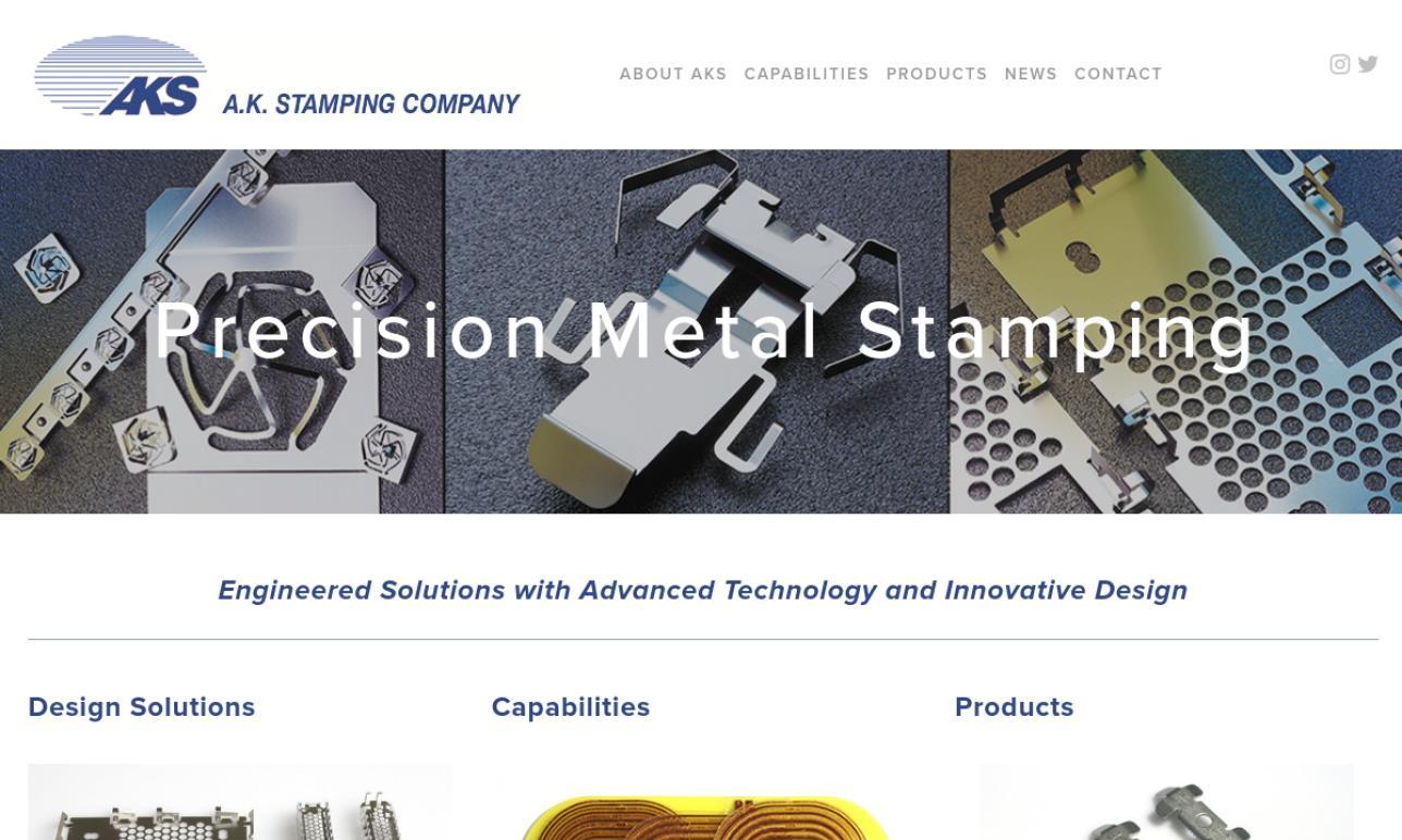 AK Stamping, Inc.