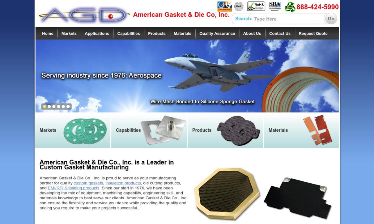 American Gasket & Die Co, Inc.