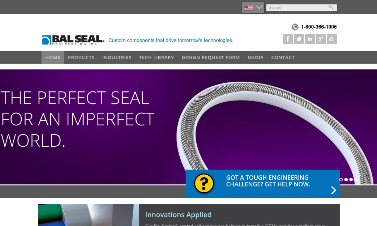 BAL SEAL Engineering, Inc.