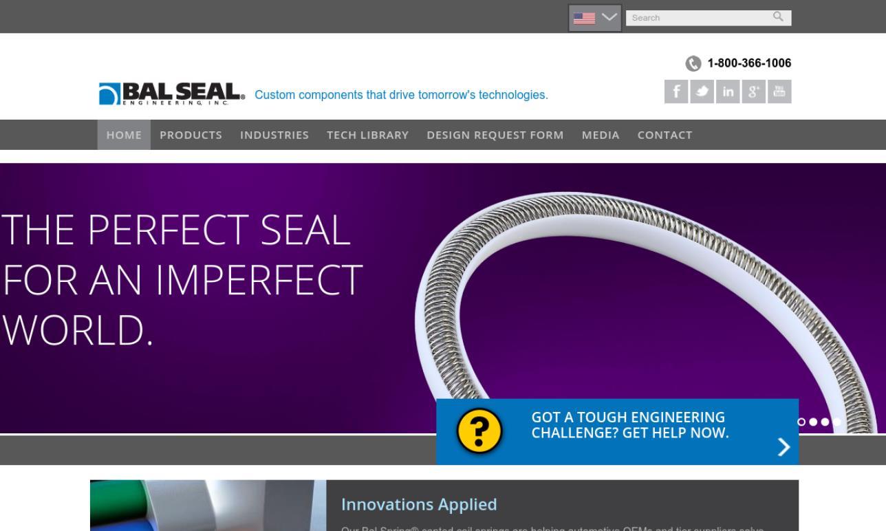 BAL SEAL Engineering, Inc.