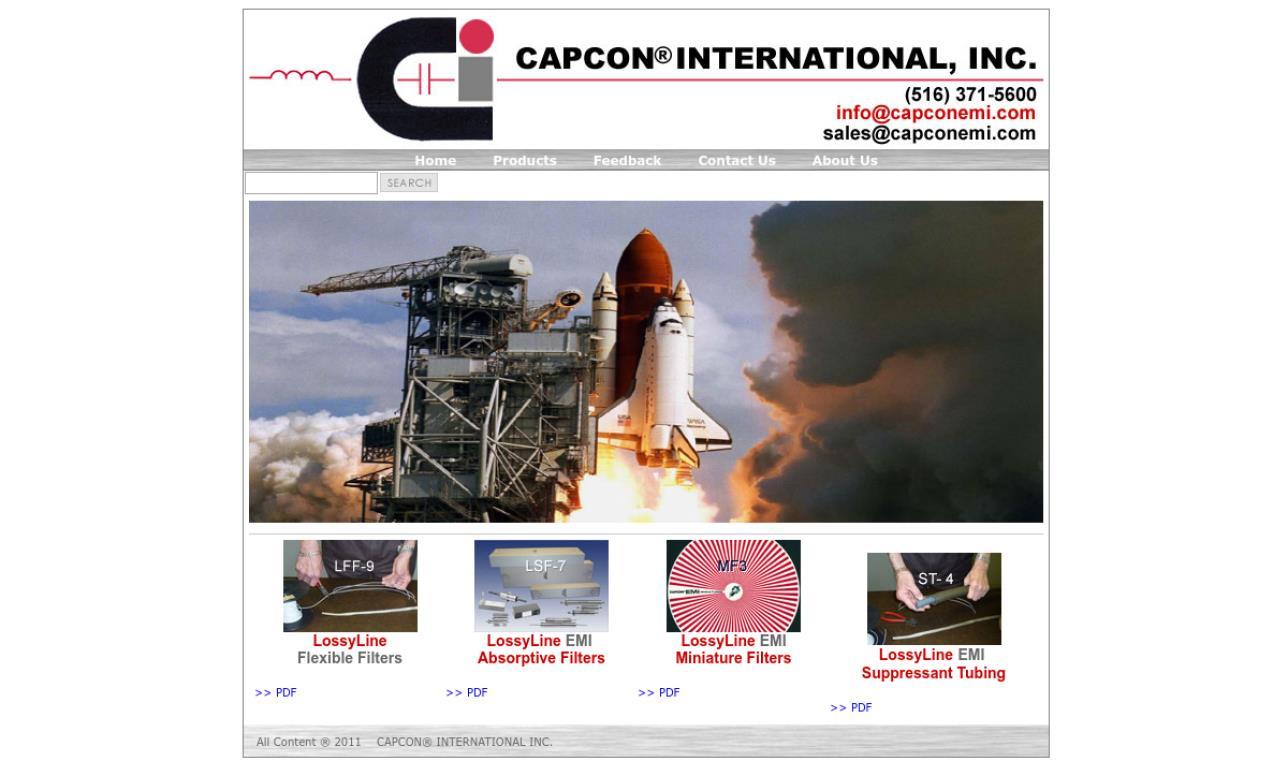 Capcon International Inc.