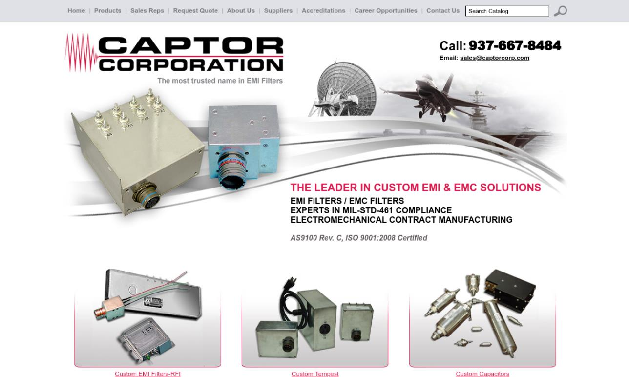 Captor Corporation