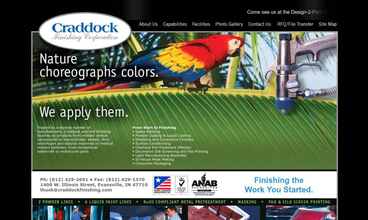 Craddock Finishing Corporation
