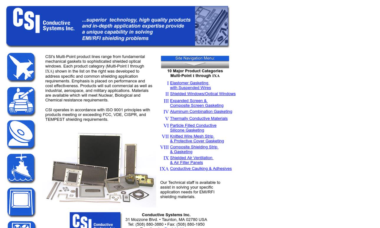 Conductive Systems Inc.