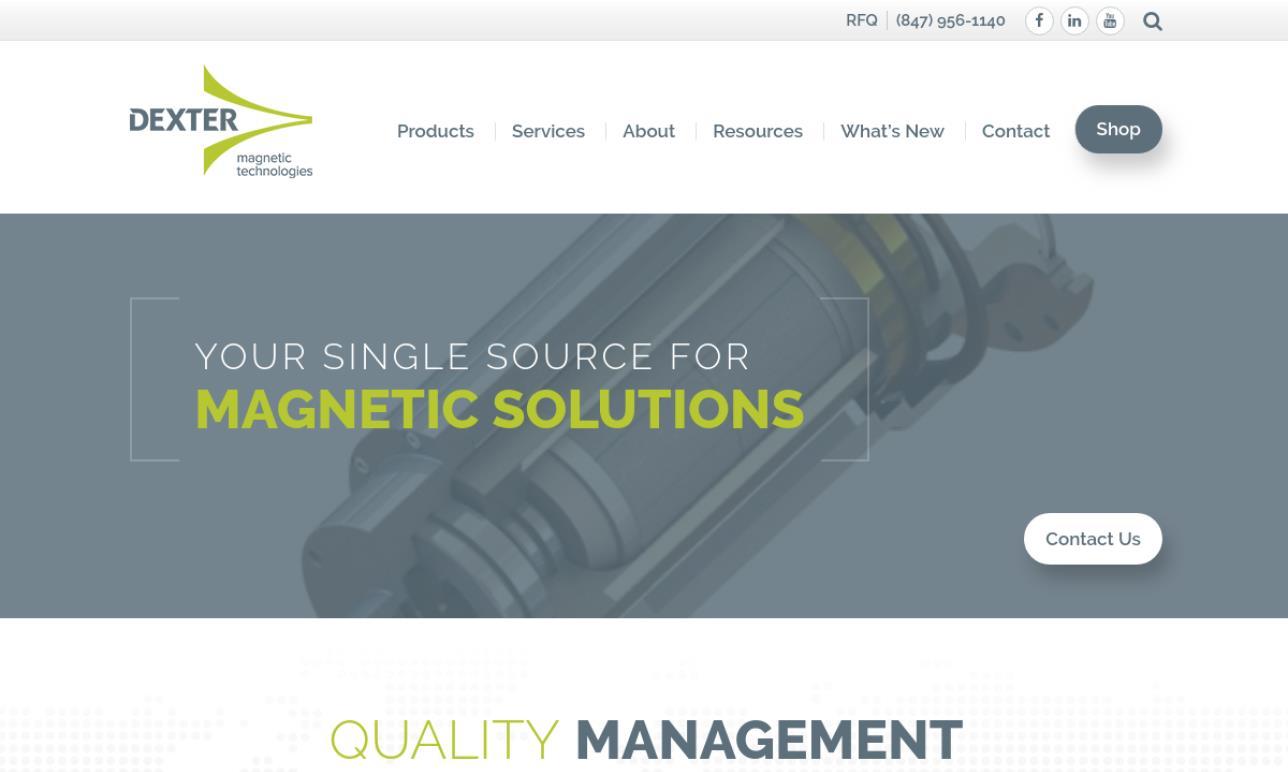 Dexter Magnetic Technologies, Inc.