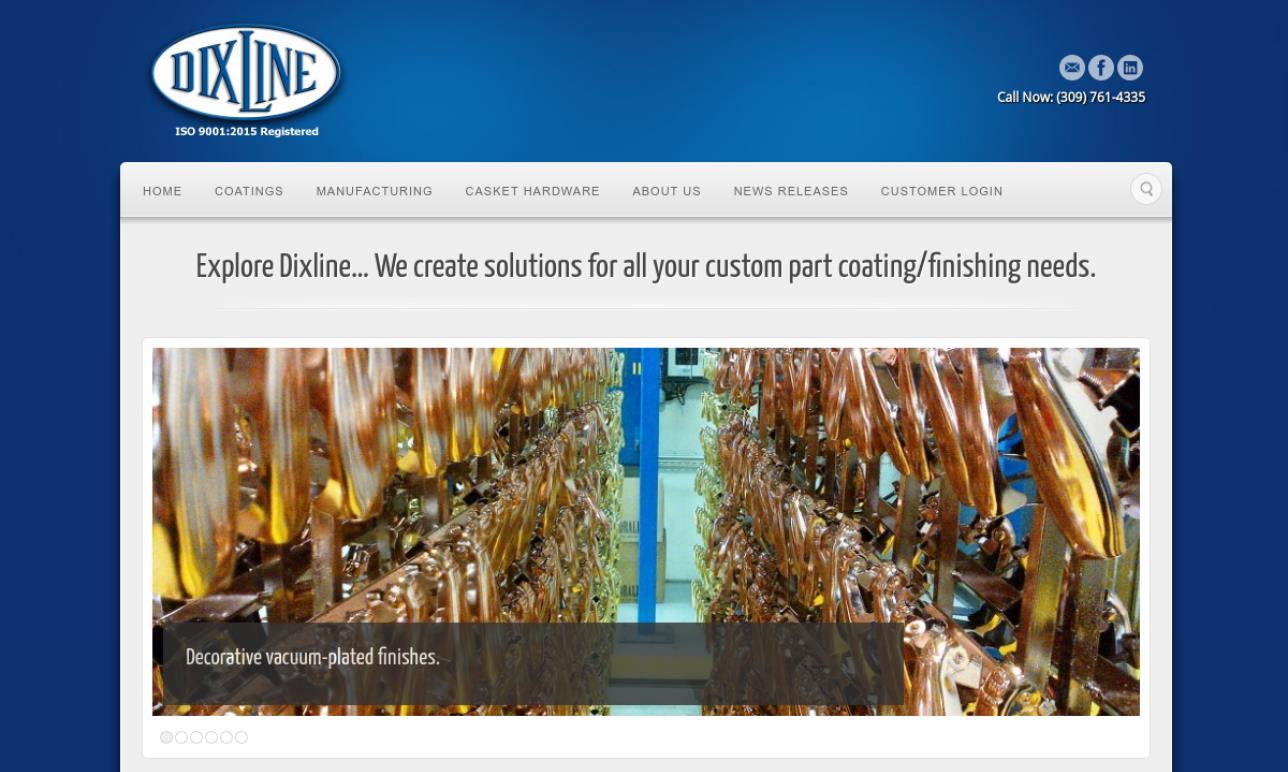 Dixline Corporation