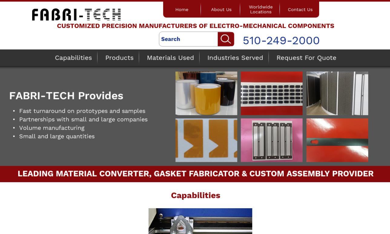 Fabri-Tech Components, Inc.