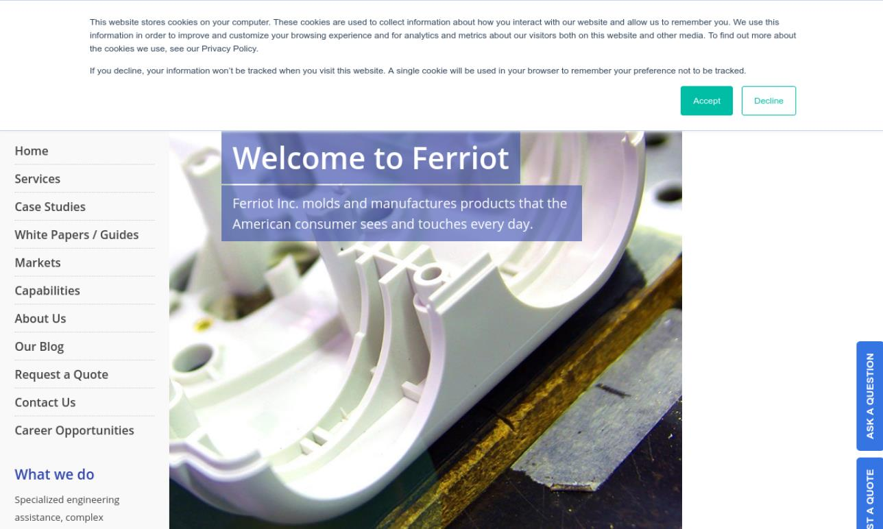 Ferriot Inc.