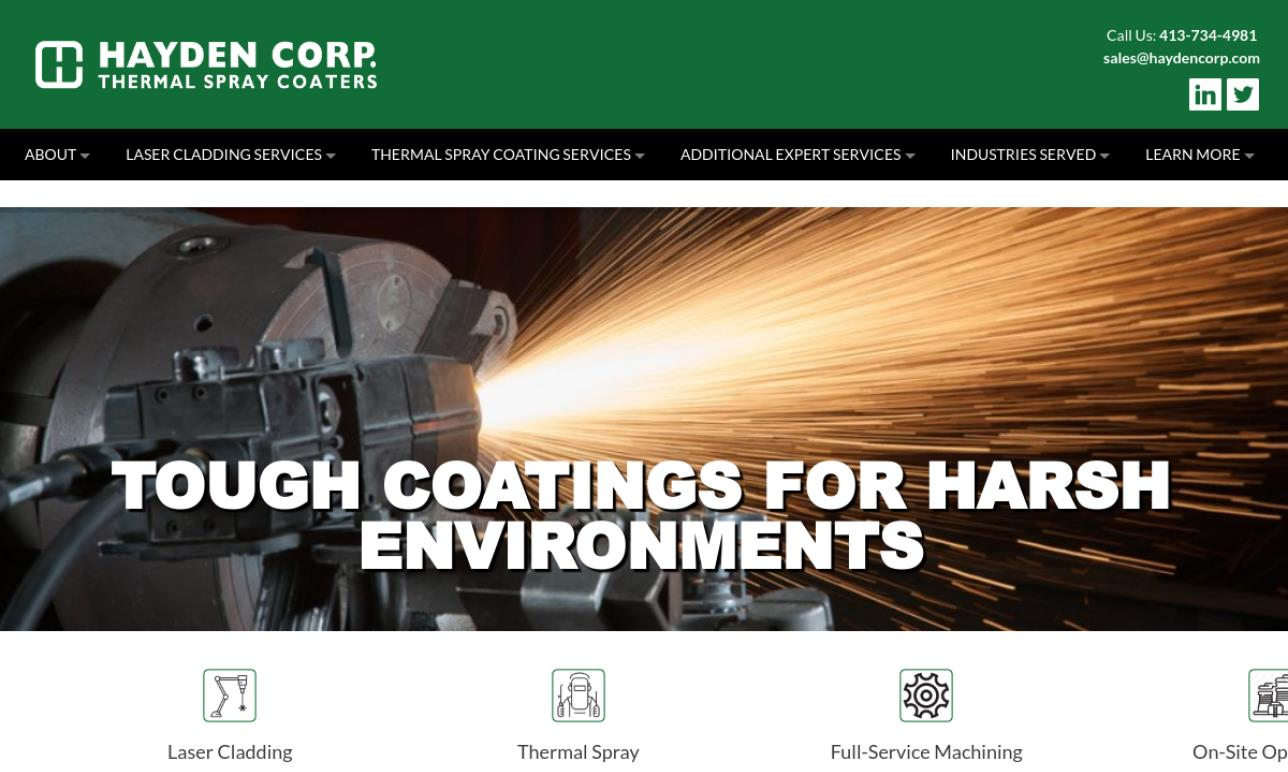 Hayden Corporation