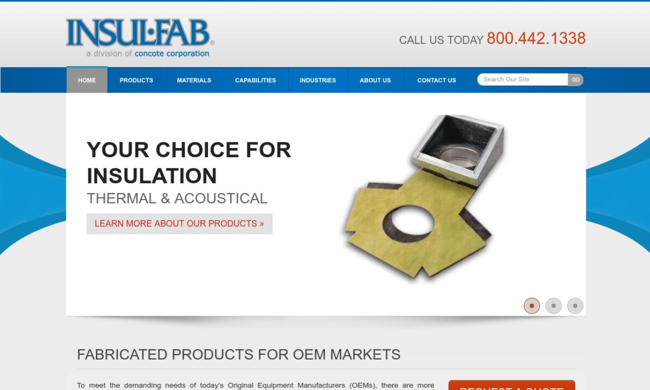 Insul-Fab, Division of Concote Corp.