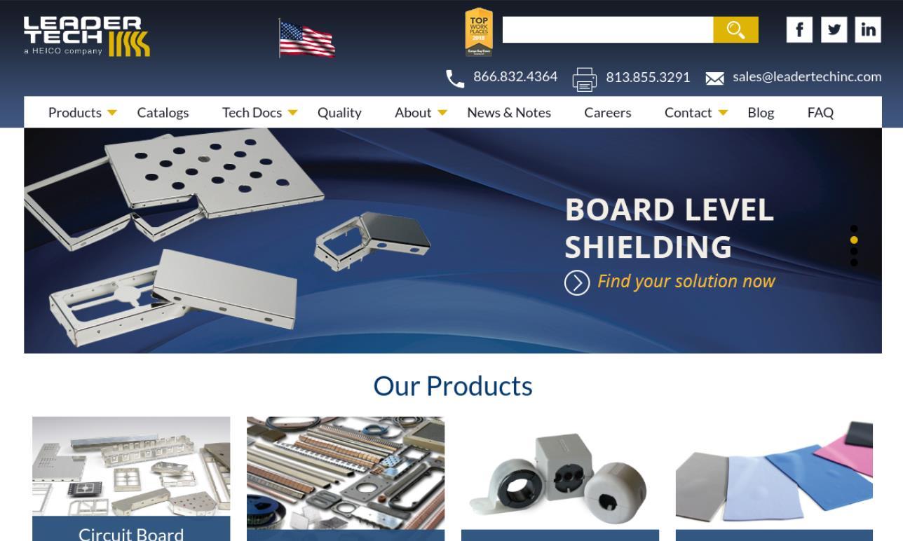 Leader Tech, Inc.