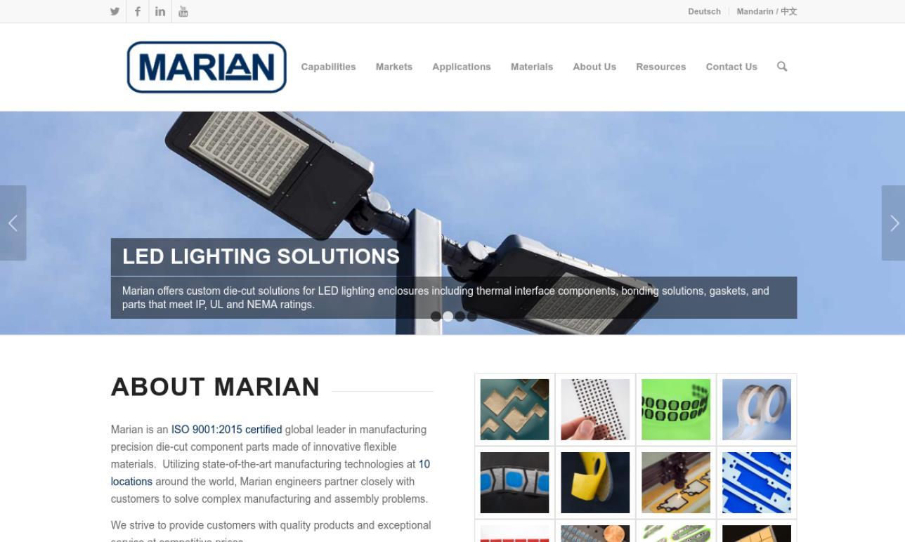 Marian, Inc.