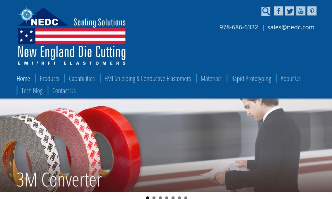 New England Die Cutting, Inc.