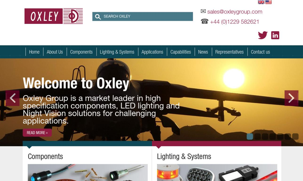 Oxley, Inc.