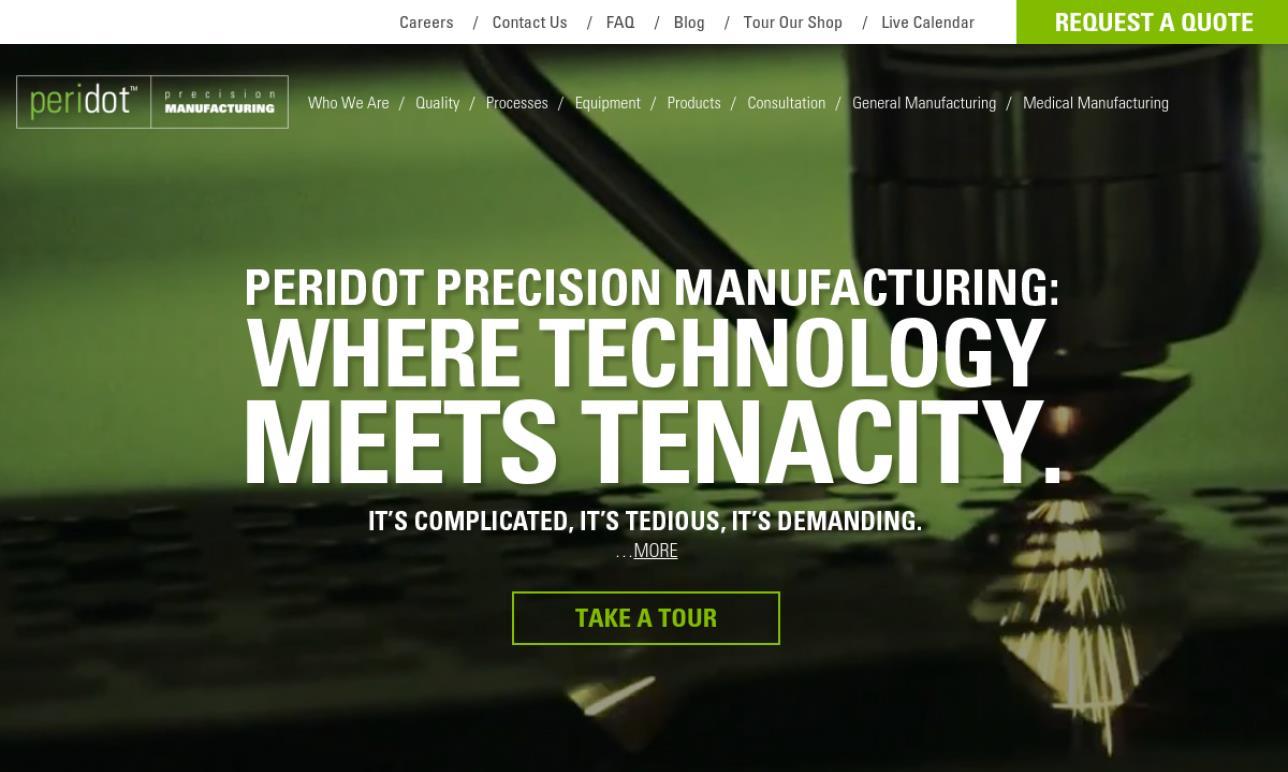 Peridot Corporation
