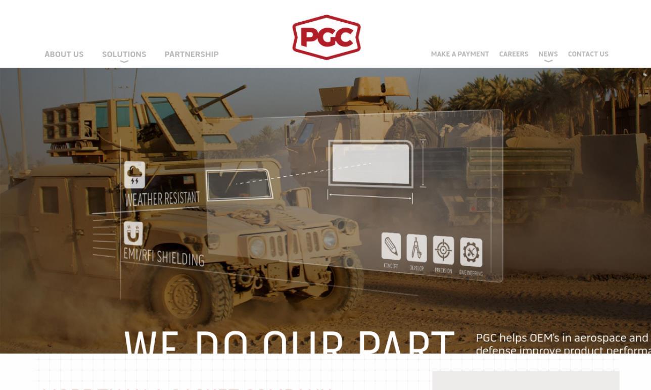 Precision Gasket Company (PGC)
