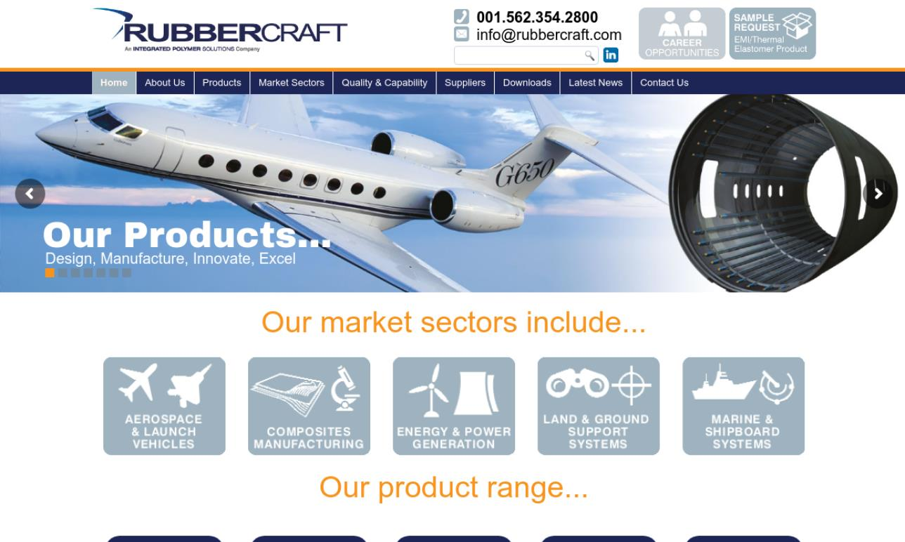 Rubbercraft Corporation of California
