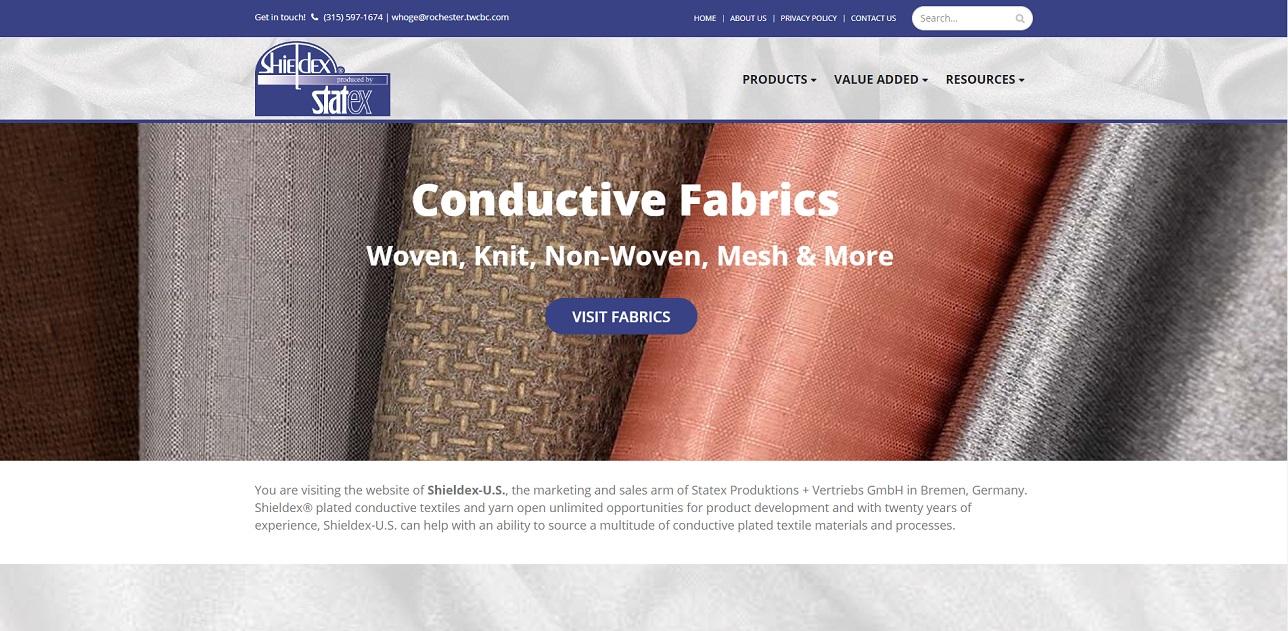 Shieldex® Trading, Inc./Statex
