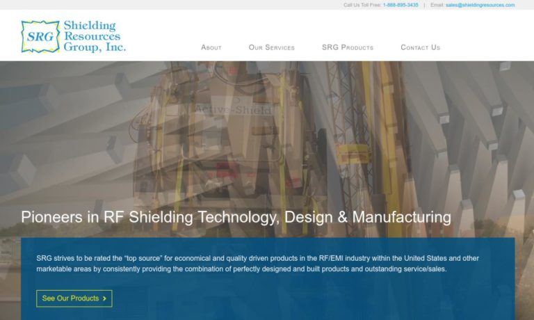 Shielding Resources Group, Inc.