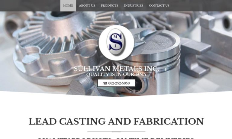 Sullivan Metals, Inc.