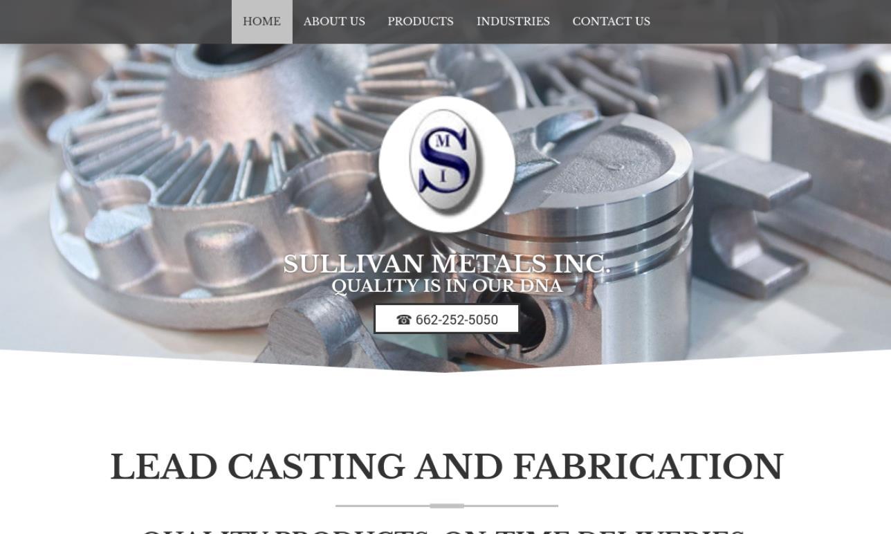 Sullivan Metals, Inc.