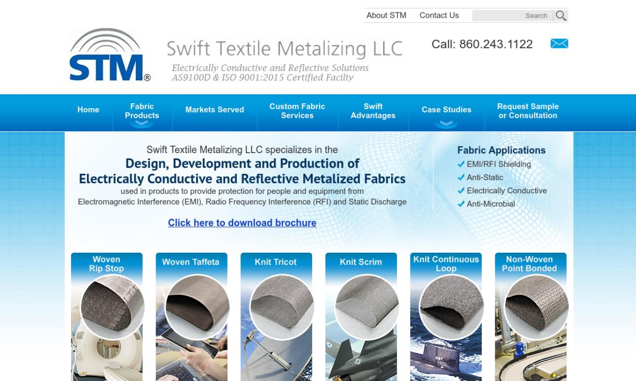 Swift Textile Metalizing LLC