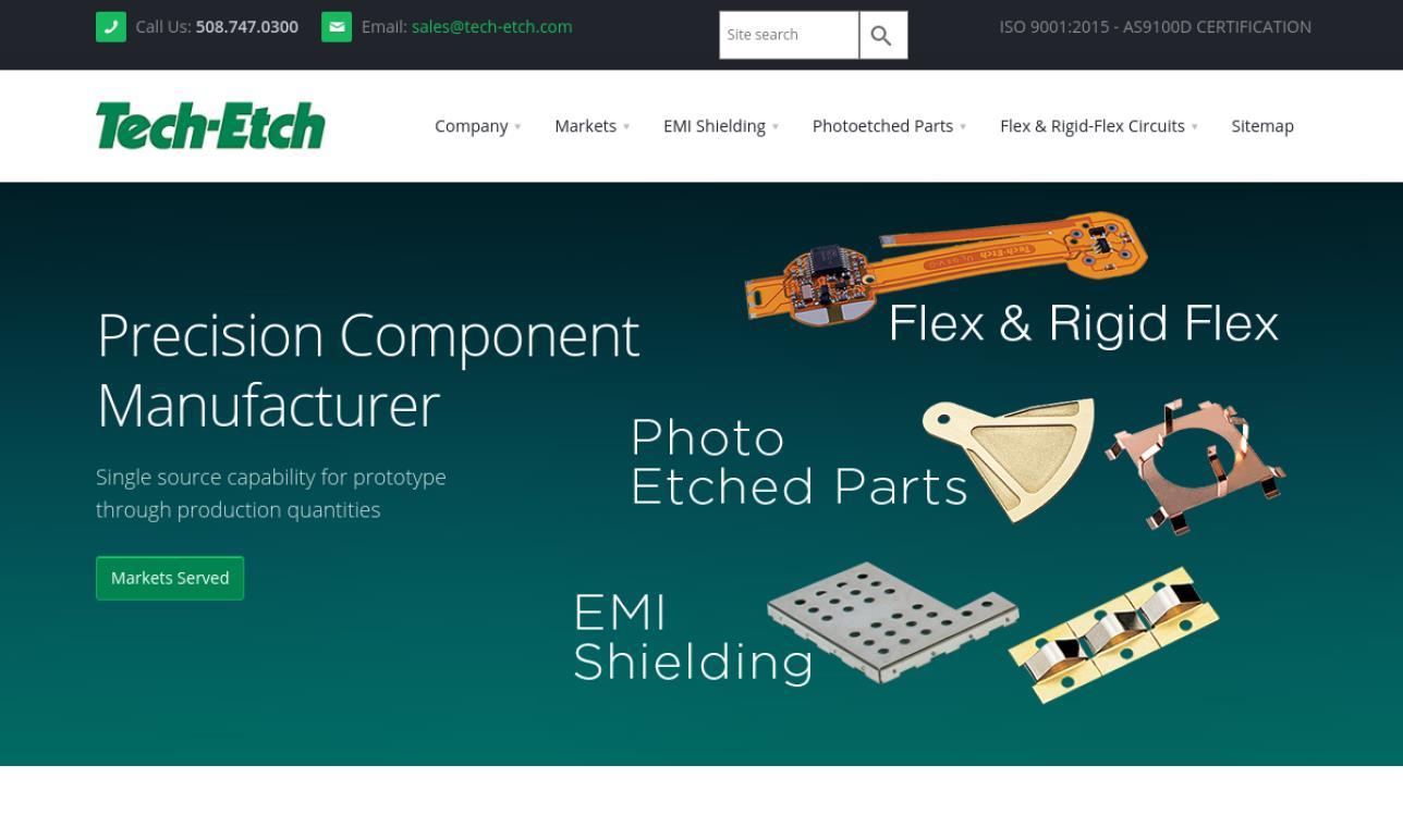Tech-Etch, Inc.