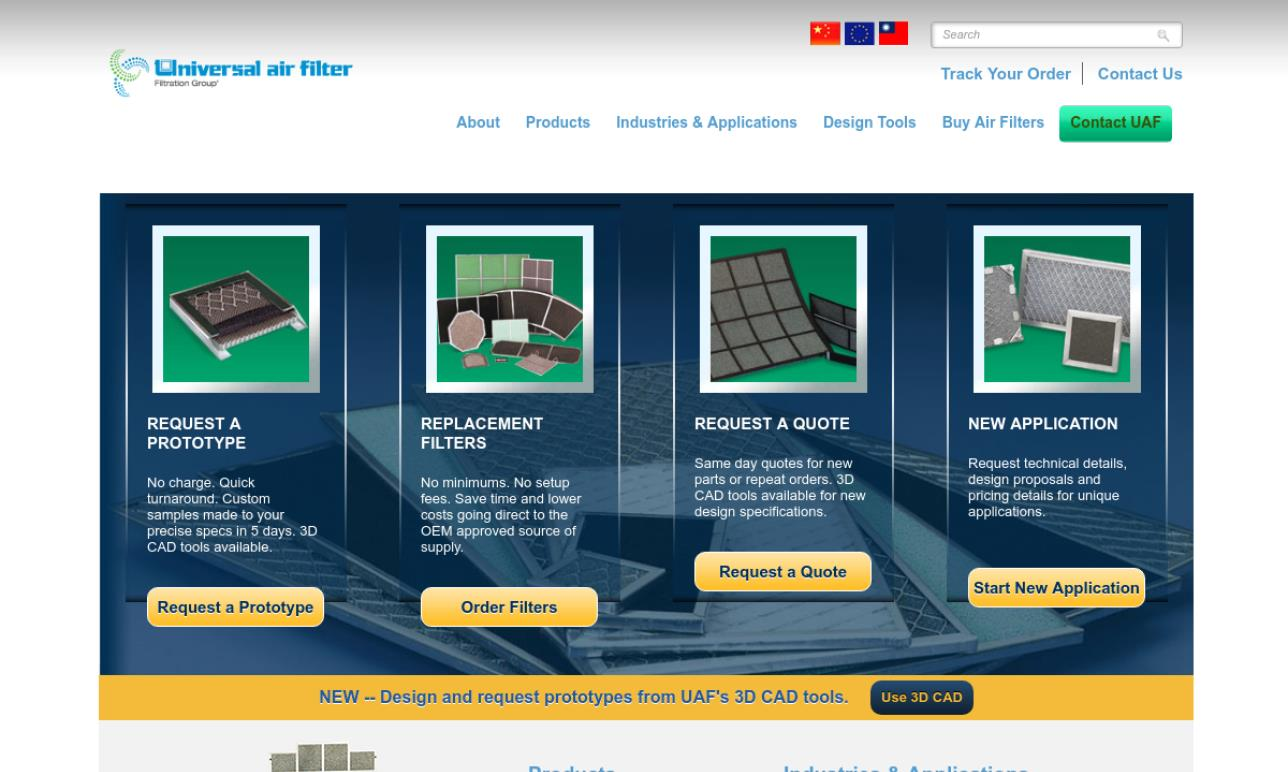 Universal Air Filter Company