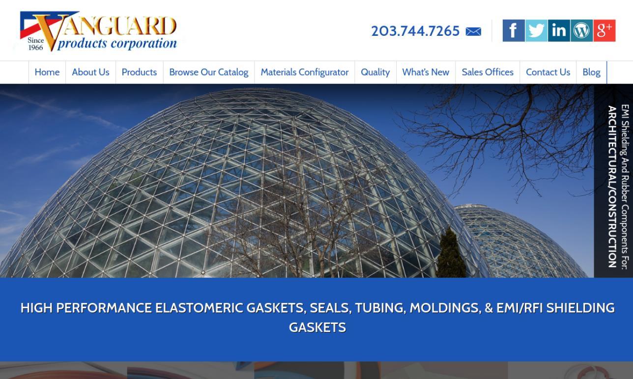 Vanguard Products Corporation