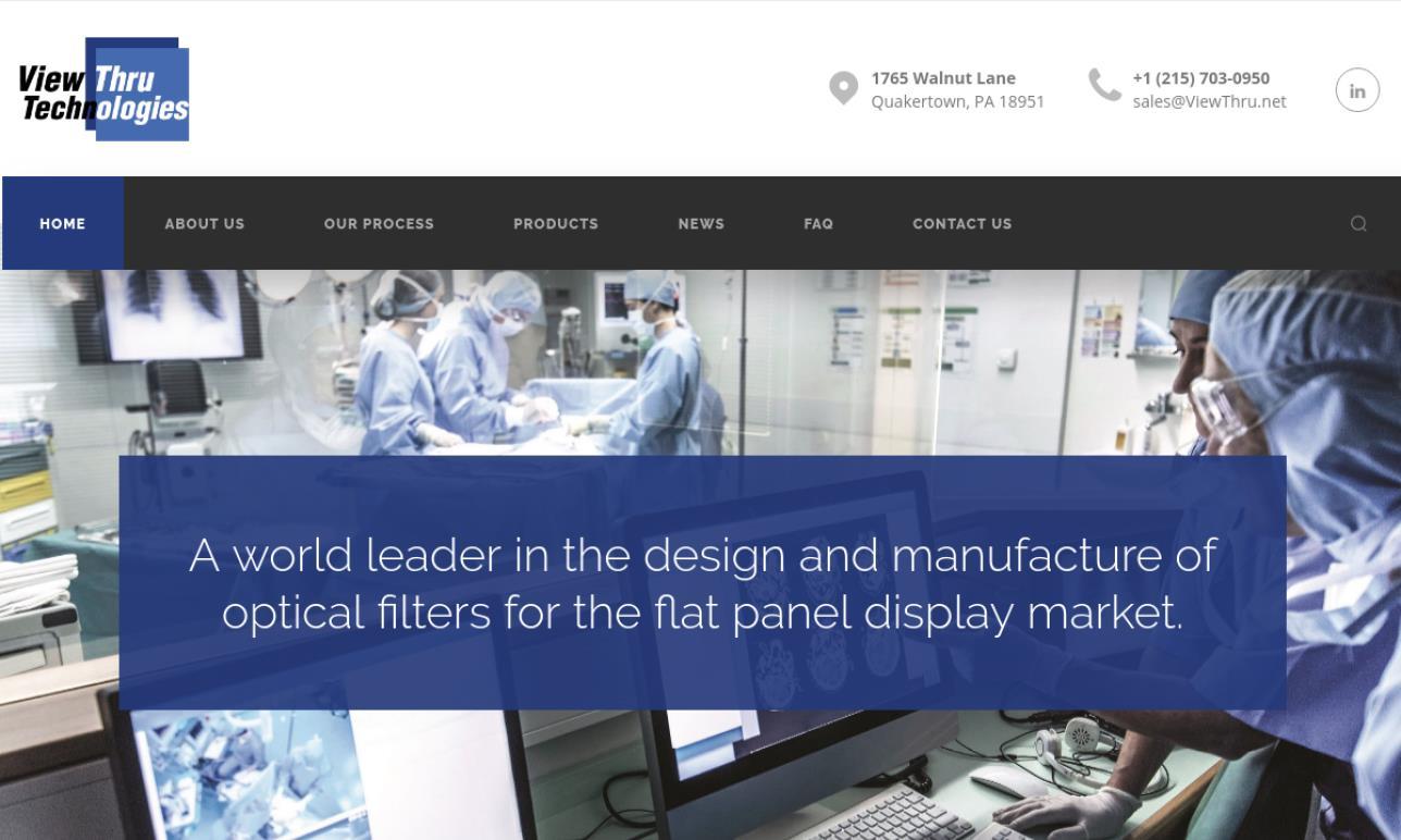 View Thru Technologies, Inc.