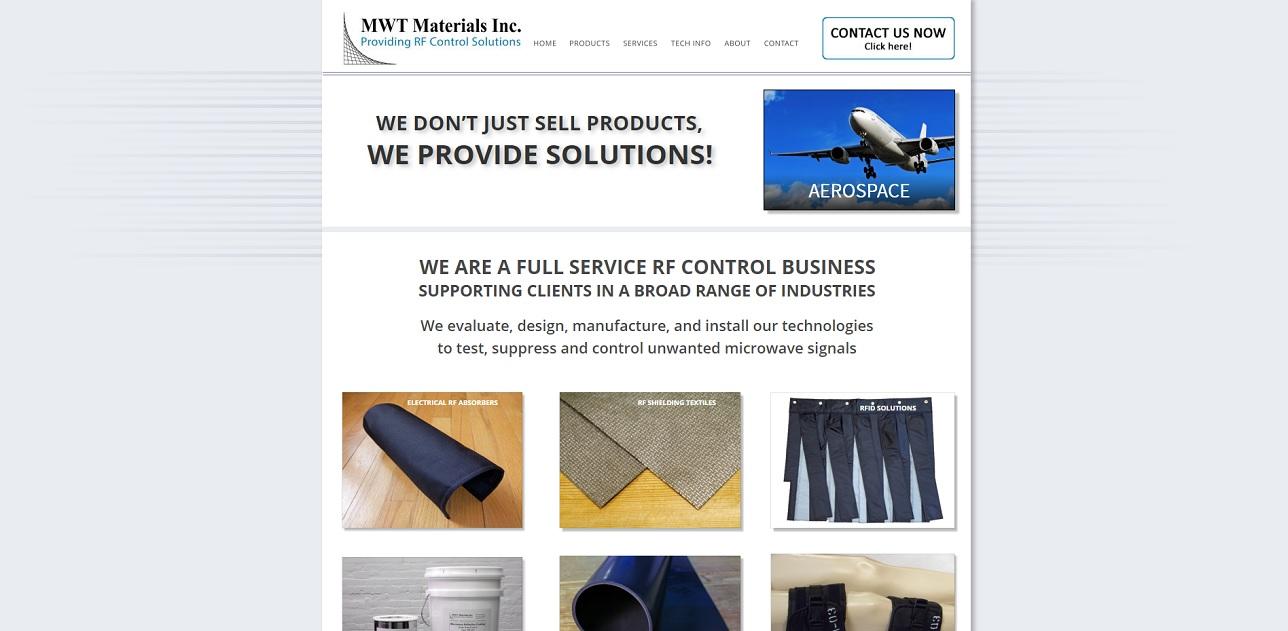 MWT Materials Inc.