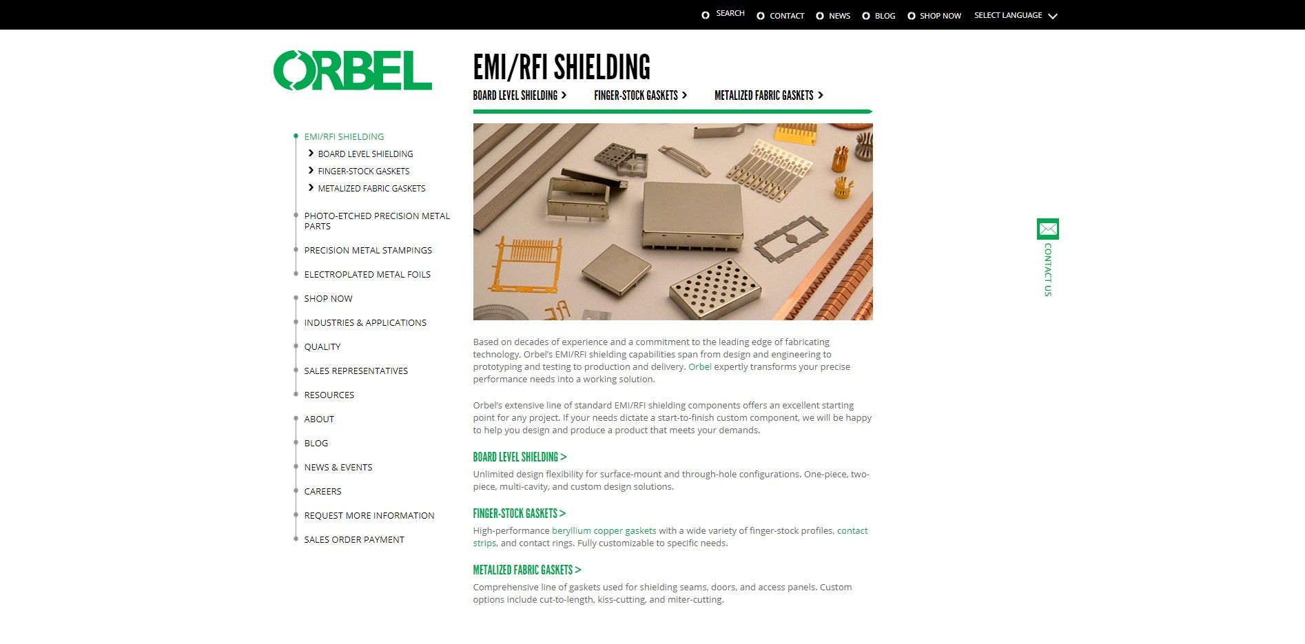 Orbel Corporation