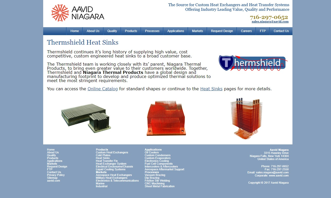Thermshield, LLC