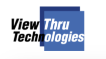 View Thru Technologies, Inc. Logo